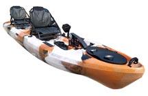 Nautilus Tandem Pedal Kayak