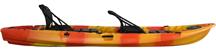 riviera tandem kayak side view
