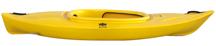 Yello Titan Jr Kayak side view